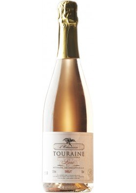 Touraine Rosé Brut Méthode Traditionnelle L´Echansonne